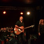 The Cluny: Steve Ramsey, Kevin, George Biddle - (CC) BY